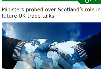 Scotland is excluded
