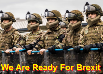 Army ready for brexit