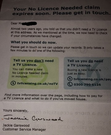 No More TV License Fees