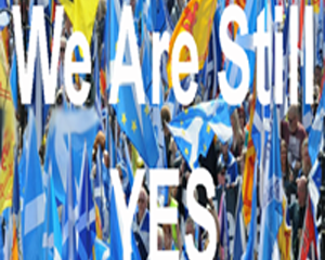 Scotland is still YES