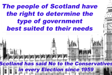 the people of Scotland have every right to determine the form of government best suited to their needs